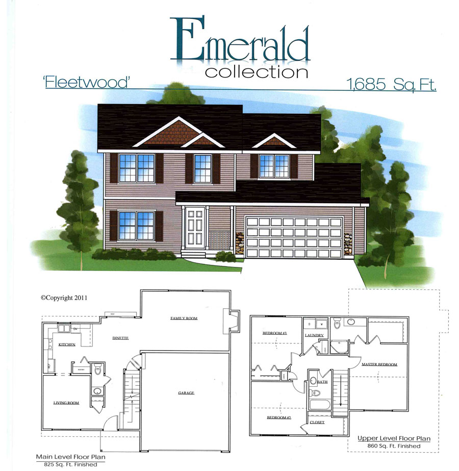 Fleetwood Floor Plan Homes By Fleetwood
