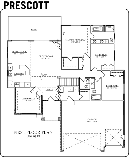 Fleetwood floor plans house plans home designs for Home floor plans with pictures